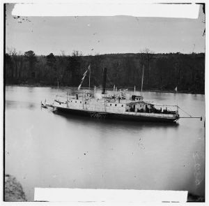 Civil War Ferry