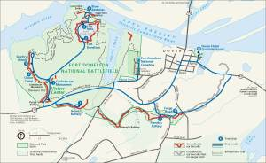 FortDonelson2010map