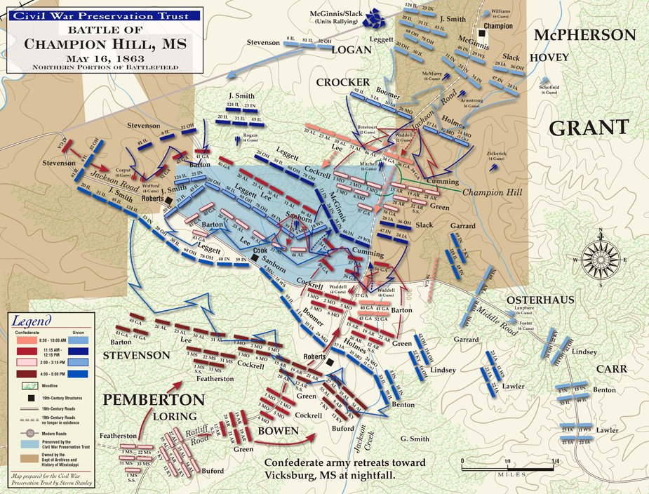 champion-hill-ms-battle-map-northern-portion-8-22-2007